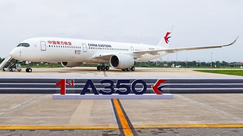 airbus a350 china